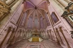De Notre-Dame kathedraal van Sint-Omaars (Saint-Omer, F)