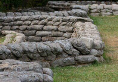 Loopgraven uit Wereldoorlog I