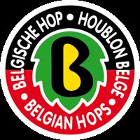 Keurmerk/logo van de Belgische hop.